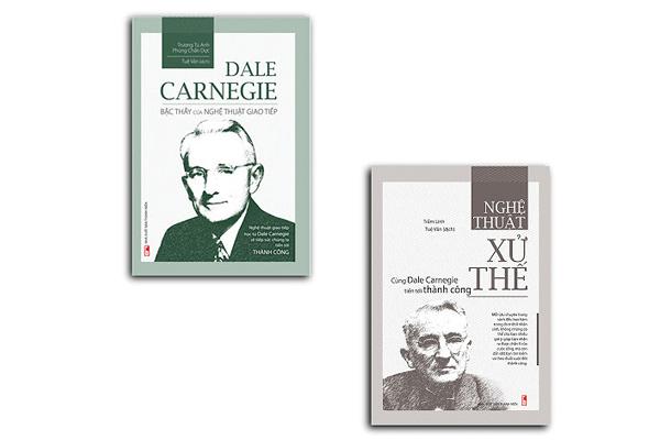 (Combo) Dale Carnegie - Bậc Thầy Của Nghệ Thuật Giao Tiếp+ Nghệ Thuật Xử Thế - Cùng Dale Carnegie Tiến Tới Thành Công
