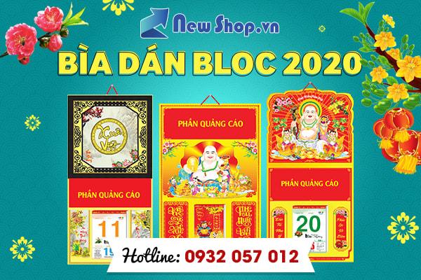Bìa Dán Bloc 2020