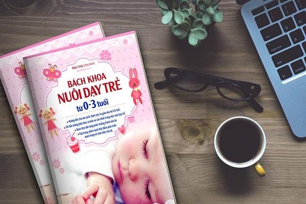Sách bách khoa bé 0-3 tuổi