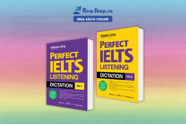 PERFECT IELTS LISTENING DICTATION