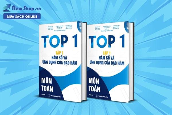 sách luyện thi toán top 1 hàm số và ứng dụng của đạo hàm