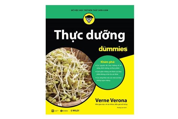 Sách hay về dinh dưỡng thực dưỡng for dummies