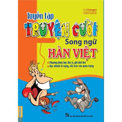 Tuyển tập truyện cười song ngữ Hàn-Việt