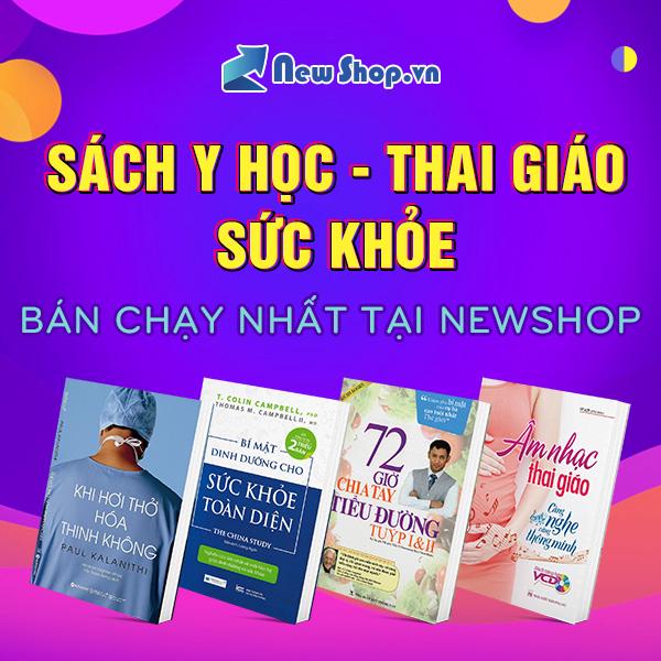Sách Y Học - Thai Giao -  Sức Khỏe Dành Cho Bạn