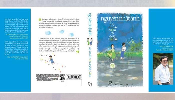 """Cảm Nhận """"Cây Chuối Non Đi Giày Xanh"""" - Tác Giả Nguyễn Nhật Ánh"""