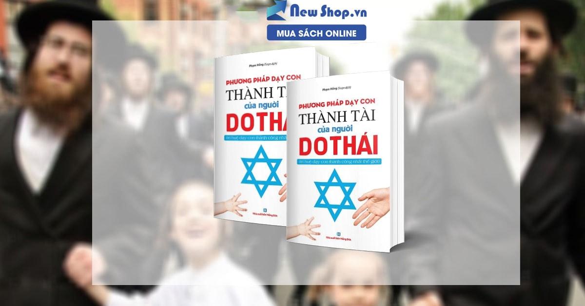 Review Phương Pháp Dạy Con Thành Tài Của Người Do Thái