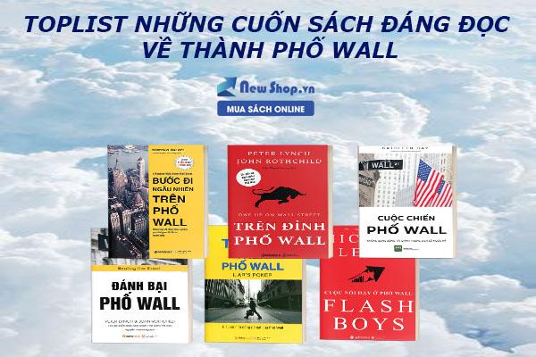 Những bí mật sẽ được bật mí từ các cuốn sách về thành phố Wall