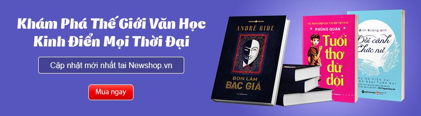 Sách văn học - Tiểu Thuyết