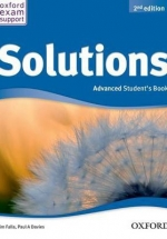 Solutions Advanced Student's Book 2Ed
