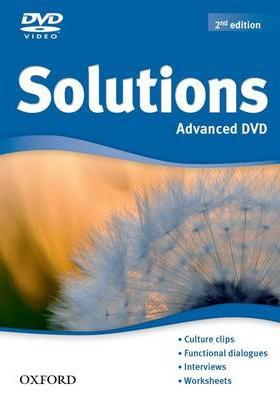 Solutions Advanced DVD-ROM 2Ed