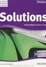 Solutions Intermediate Student Book 2Ed