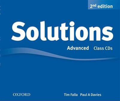 Solutions Advanced Class Audio CDs 2Ed