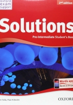 Solutions Pre-Intermediate Student Book 2nd Edition