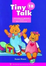 Tiny Talk 1B: Student Book