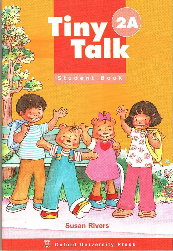 Tiny Talk 2A: Student Book