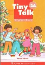 Tiny Talk 2A: Student Book
