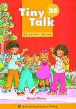 Tiny Talk 2B: Student Book