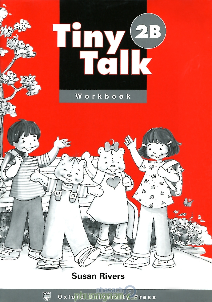 Tiny Talk 2B: Workbook