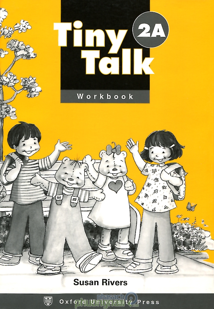 Tiny Talk 2A: Workbook