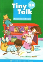 Tiny Talk 3A: Student Book