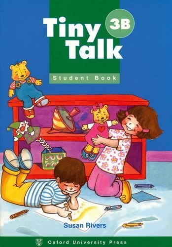 Tiny Talk 3B: Student Book