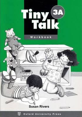 Tiny Talk 3A: Workbook