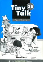 Tiny Talk 3B: Workbook