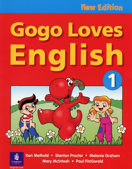 Gogo Loves English - Student's Book 1 (New Edition)