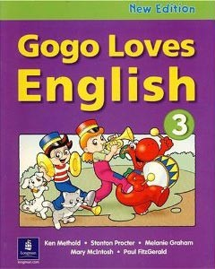 Gogo Loves English - Student's Book 3 (New Edition)