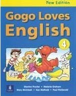 Gogo Loves English - Student's Book 4 (New Edition)