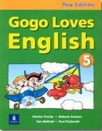 Gogo Loves English - Student's Book 5 (New Edition)