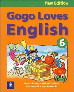 Gogo Loves English - Student's Book 6 (New Edition)