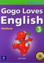 Gogo Loves English - Workbook 3 (New Edition)