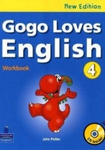 Gogo Loves English - Workbook 4 (New Edition)