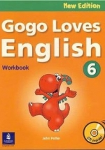 Gogo Loves English - Workbook 6  (New Edition)