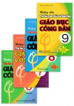 Combo Hướng Dẫn Trả Lời Câu Hỏi Và Bài Tập Giáo Dục Công Dân 6, 7, 8, 9