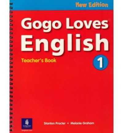 Gogo Loves English - Teacher's Book 1 (New Edition)