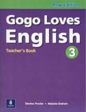 Gogo Loves English - Teacher's Book 3 (New Edition)