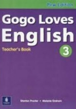 Gogo Loves English - Teacher's Book 3 (New Edition)
