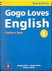 Gogo Loves English - Teacher's Book 4 (New Edition)