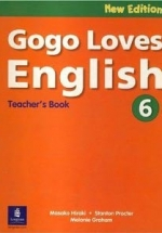 Gogo Loves English - Teacher's Book 6 (New Edition)