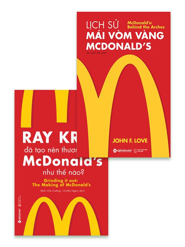 Combo Ray Kroc đã tạo nên thương hiệu McDonald's như thế nào? + Lịch Sử Mái Vòm Vàng - Mc.Donald's