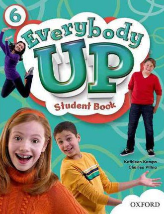 Everybody Up - Student Book 6