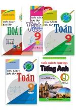 Combo Giải Sách Bài Tập Lớp 9