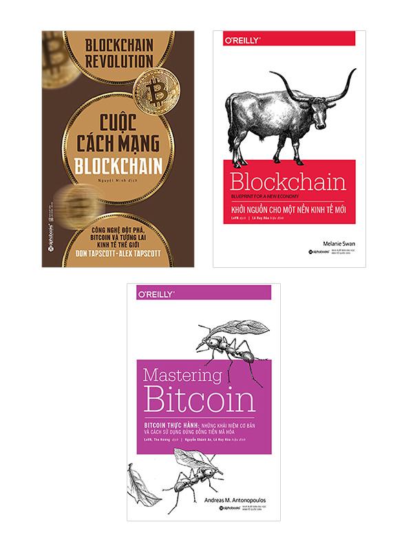 Combo Cuộc Cách Mạng BlockChain - Bitcoin