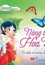 Science Of Fairy - Khoa Học Và Thiên Nhiên Xứ Sở Thần Tiên - Nàng Tiên Hoa Nhài - Tìm Hiểu Về Những Loài Bướm