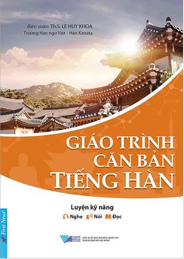 Giáo Trình Căn Bản Tiếng Hàn (Tái Bản)