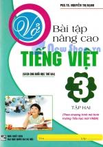 Vở Bài Tập Nâng Cao Tiếng Việt 3  Tập 2 - Mô Hình Giáo Dục Mới VNEN