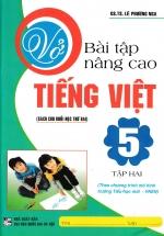 Vở Bài Tập Nâng Cao Tiếng Việt 5 Tập 2 - Chương Trình Tiều Học Mới