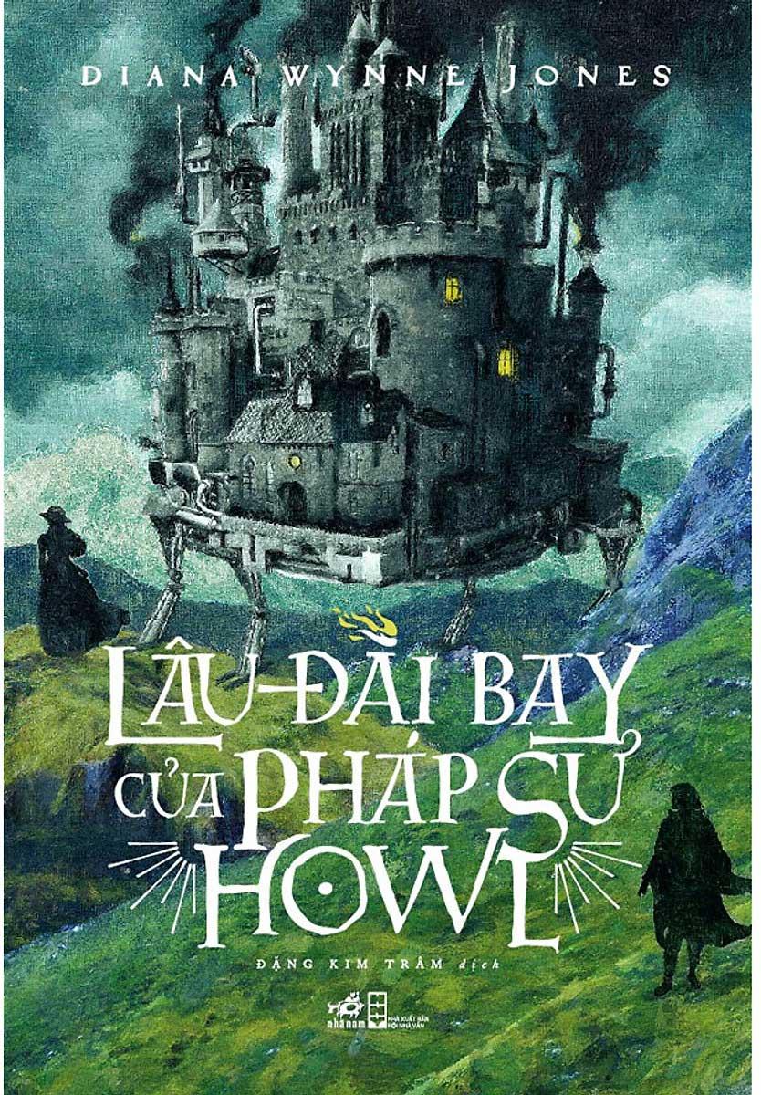 Lâu Đài Bay Của Pháp Sư Howl